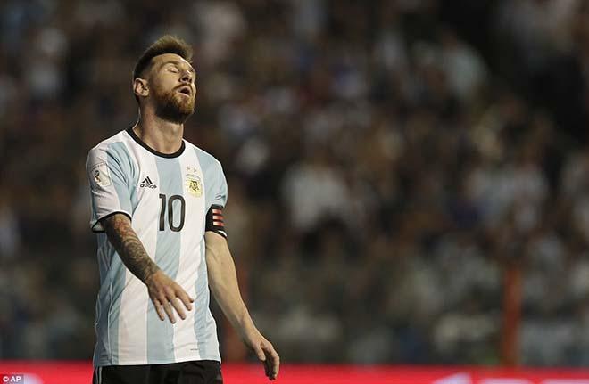 Argentina nguy cơ lỡ World Cup: Thảm họa 48 năm và niềm tin mù quáng vào Messi - 1