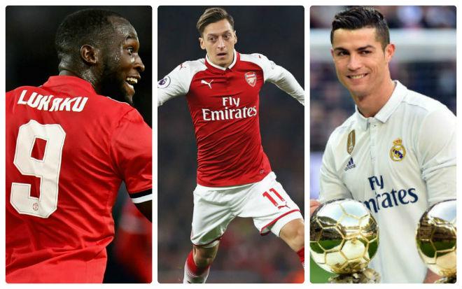 """MU – Mourinho có Ozil miễn phí: Lukaku và Ibra """"sướng"""" như Ronaldo - 2"""