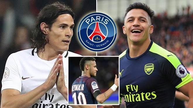 """Neymar đòi PSG mua Sanchez: """"Diệt"""" Cavani, mở lối Bóng vàng - 2"""