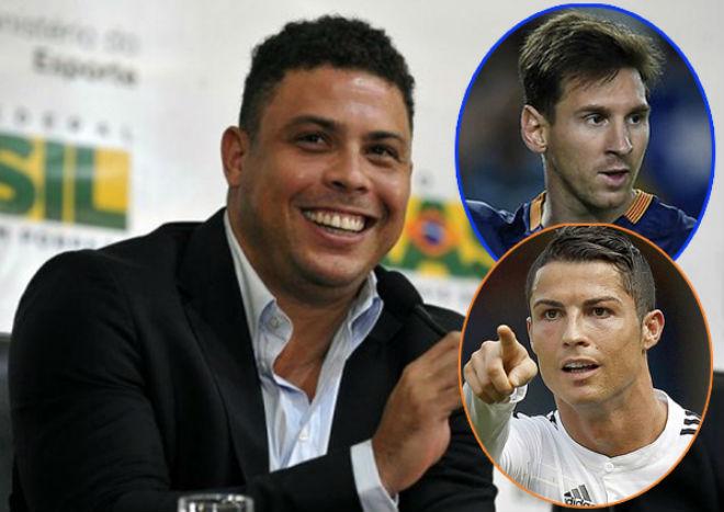 """Rô """"béo"""" lờ Rô """"điệu"""", chọn Messi vào Siêu đội hình với Pele - 1"""