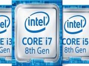 Intel chính thức tung dòng vi xử lý Core i thế hệ thứ 8 dành cho PC