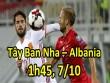 """Tây Ban Nha – Albania: Uy lực """"Bò tót"""", ma thuật Isco"""