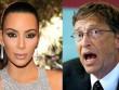 Điểm chung không tưởng giữa Bill Gates, Mark Zuckerberg với Kim 'siêu vòng 3'