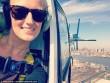 Ảnh du lịch của nữ phi công xinh đẹp gây sốt mạng xã hội