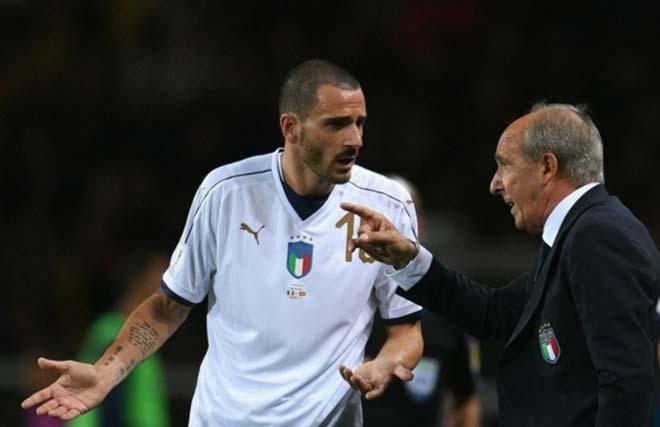 Italia – Macedonia: Trả giá vì bàn thua muộn - 1