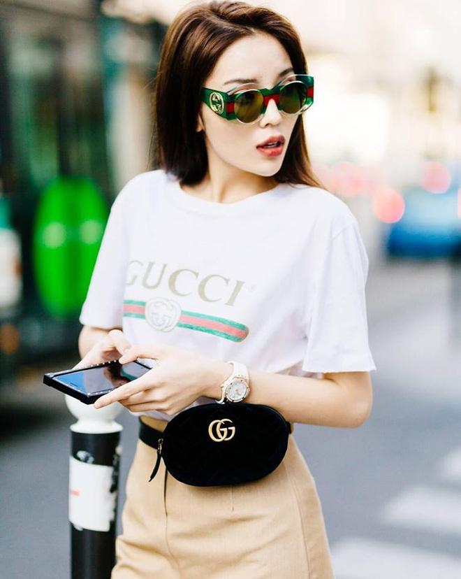 Sao Việt dùng cùng một chiếc túi, ai đẹp hơn ai? - 12