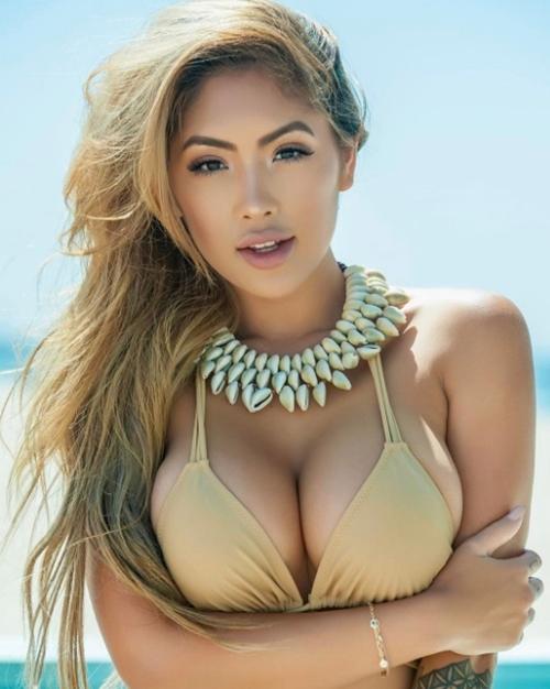 Cô gái lai Việt đẹp phồn thực được các tạp chí đàn ông săn đón - 13