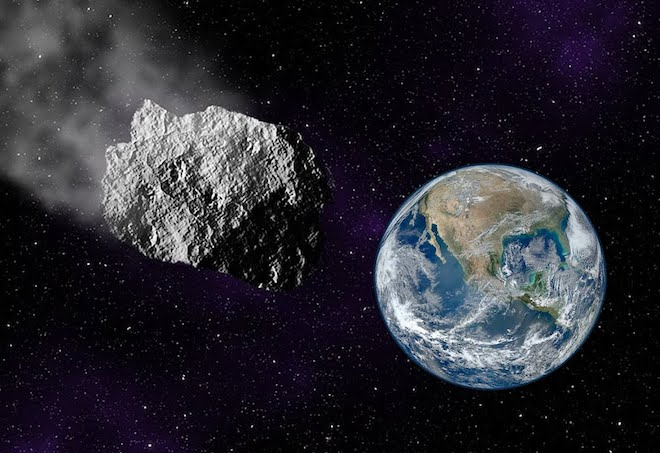Thiên thạch khổng lồ sẽ bay qua Trái Đất trong 4 ngày nữa - 1