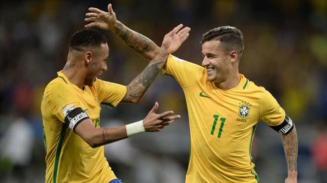 """Neymar lại """"đâm lén"""" Barca: Nẫng SAO 4.000 tỷ đồng về PSG - 1"""