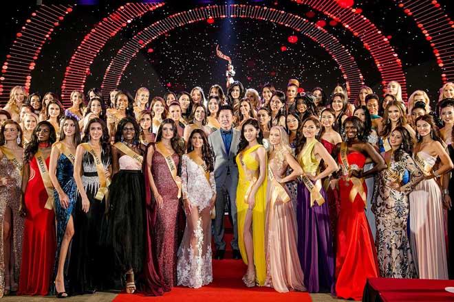 Bất ngờ trước nhan sắc như đàn ông của thí sinh Miss Grand International 2017 - 1