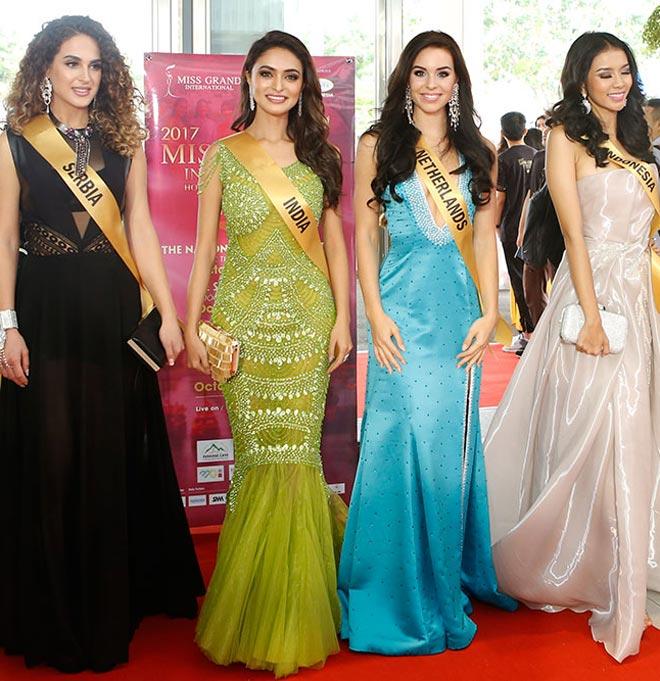 Bất ngờ trước nhan sắc như đàn ông của thí sinh Miss Grand International 2017 - 3