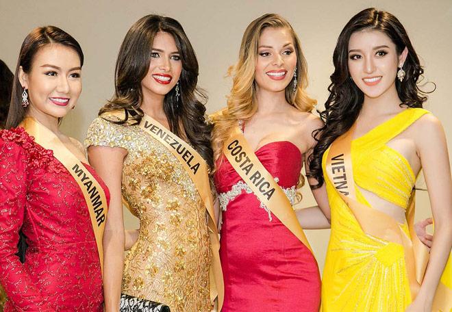 Bất ngờ trước nhan sắc như đàn ông của thí sinh Miss Grand International 2017 - 6