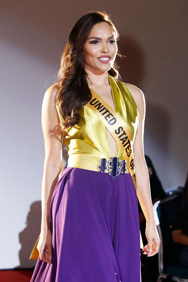 Bất ngờ trước nhan sắc như đàn ông của thí sinh Miss Grand International 2017 - 12