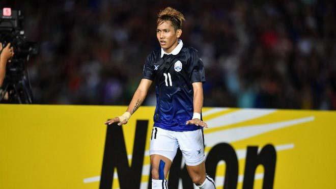 """ĐT Việt Nam đấu Campuchia: Thở phào vì """"Messi xứ Angkor"""" - 2"""