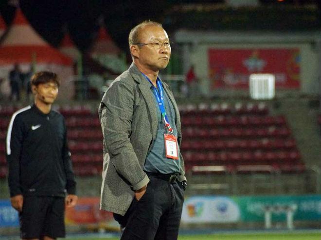 Thầy Park và khát vọng Olympic 2020 - 1