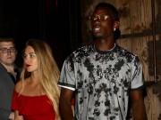 Bóng đá - Sốc: Pogba bị nghi cặp bồ người mẫu dùng ma túy