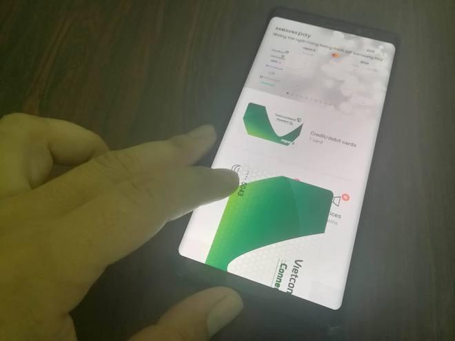 Hướng dẫn từng bước cài đặt và thanh toán bằng Samsung Pay - 8