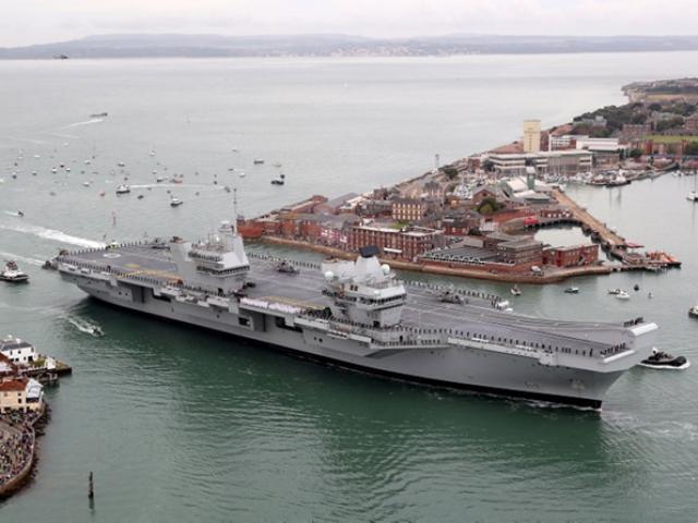 Thêm quốc gia định điều tàu sân bay áp sát Triều Tiên