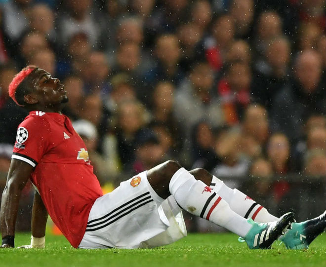 MU: Lộ lí do chấn thương sốc của Pogba, tin dữ từ Fellaini - 1