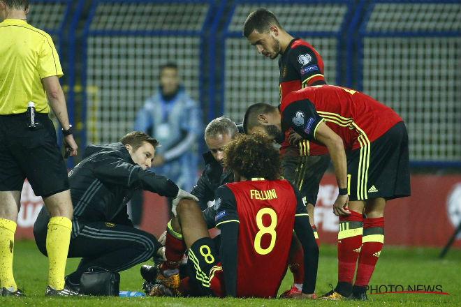 MU: Lộ lí do chấn thương sốc của Pogba, tin dữ từ Fellaini - 2