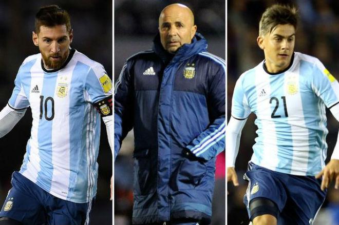 """Tin HOT bóng đá sáng 9/10: Vì Messi, Argentina lại """"trảm"""" Dybala - 1"""