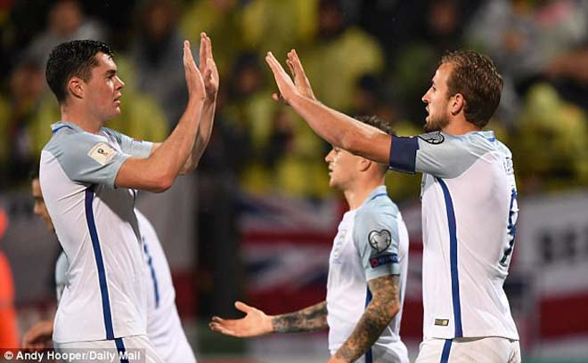 """ĐT Anh dự World Cup với siêu kỷ lục vẫn nhận """"mưa gạch đá"""" - 1"""