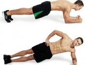Sức khỏe đời sống - Những bài tập gym tại nhà cho nam giới khỏe mạnh, cường tráng