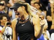 Thể thao - Bảng xếp hạng tennis 9/10: Sharapova trở lại top 90, Halep hãy đợi đấy!
