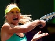 Thể thao - Tennis 24/7: Sharapova gặp may khó ngờ ở Thiên Tân