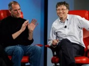 Bài học Bill Gates chiêm nghiệm sau sự ra đi đột ngột của Steve Jobs