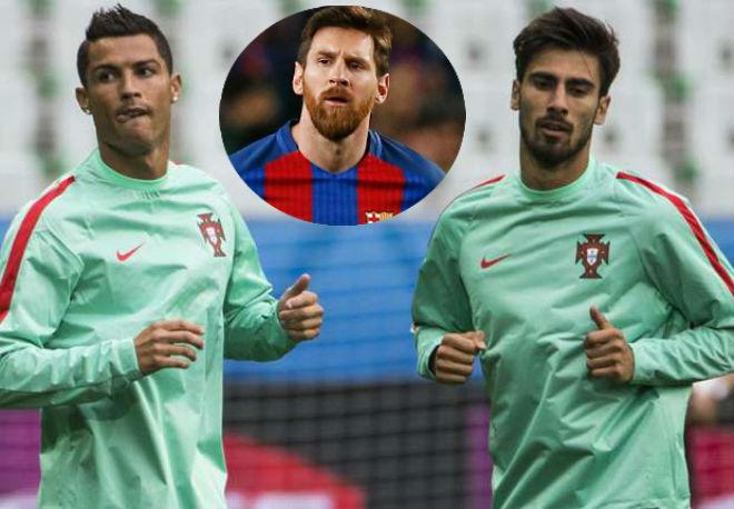 """""""Gián điệp"""" Barca gặp Ronaldo, lộ chuyện cơ mật của Messi - 1"""