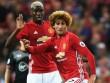 MU: Lộ lí do chấn thương sốc của Pogba, tin dữ từ Fellaini