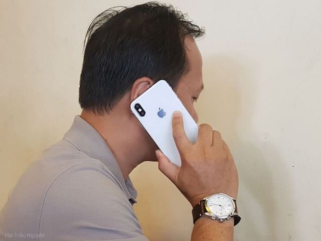 NÓNG: iPhone X nhái xuất hiện tại VN, giá chỉ 2,9 triệu đồng