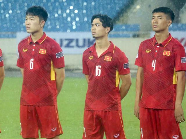 """Ông Hải """"lơ"""": Không ai hay hơn Công Phượng ở ĐT Việt Nam"""