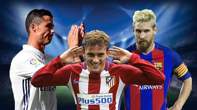 Thuyết âm mưu Quả bóng vàng: Ronaldo không sợ Messi, chỉ lo thiên vị Griezmann - 1