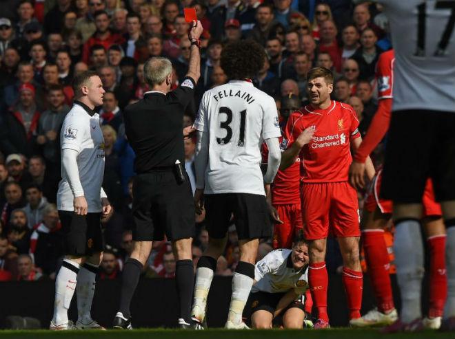 """Đại chiến Liverpool - MU: """"Hung thần"""" cầm còi, triệu fan vừa mừng vừa lo - 2"""