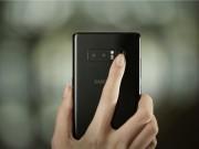 Galaxy Note 9 sẽ có máy quét dấu vân tay tích hợp lên màn hình