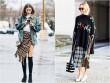 8 cách mặc chuẩn với chiếc váy yêu kiều nhất mùa thu