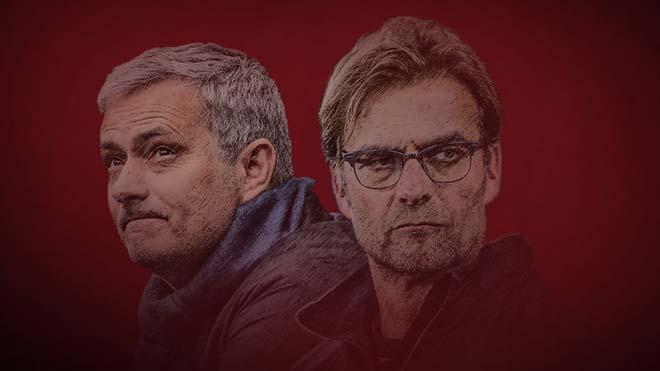 """Song hùng Liverpool - MU: Mourinho sẽ cho Klopp """"bay ghế""""? (P1) - 1"""