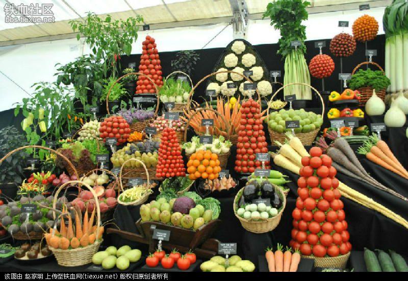 Ai cũng muốn đi tới chợ rau củ này vì nó đẹp như tranh nghệ thuật - 3