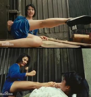 Khó nhận ra Hoa Hậu Châu Á đóng phim 18+ xuất hiện tại TP.HCM - 5