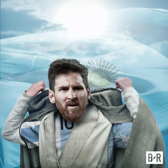 Argentina dự World Cup: Triệu fan khen Messi vĩ đại nhất lịch sử, chê Ronaldo vô dụng - 7