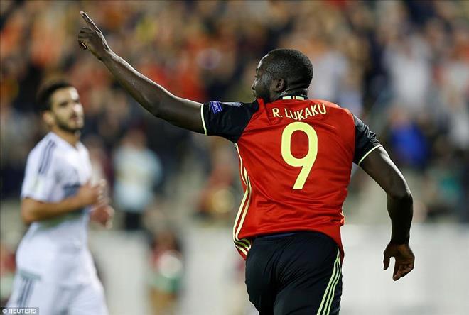 """MU đấu Liverpool: Lukaku khỏe như vâm, Mourinho ngán """"Messi Ai Cập"""" - 1"""