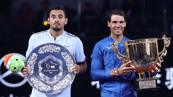 """Nadal - Federer thống trị tuyệt đối: """"Ngáo ộp"""" với các sao mai - 1"""
