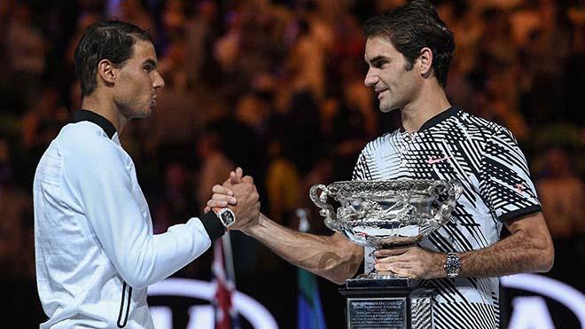 """Nadal - Federer thống trị tuyệt đối: """"Ngáo ộp"""" với các sao mai - 2"""