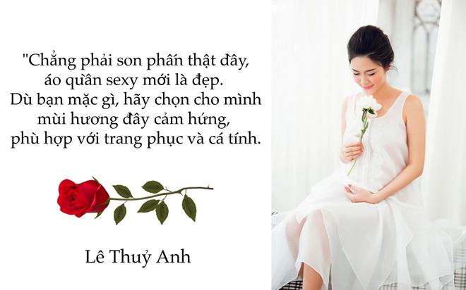 Phái đẹp Việt đang bàn tán gì về xu hướng thời trang mới: đẹp là phải thơm - 4