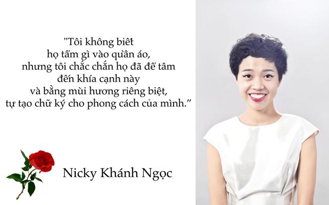 Phái đẹp Việt đang bàn tán gì về xu hướng thời trang mới: đẹp là phải thơm - 6
