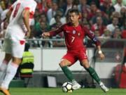 Bồ Đào Nha - Thụy Sĩ: Oan nghiệt bàn đá phản, Ronaldo vỡ òa