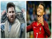 Bóng đá - Argentina dự World Cup: Triệu fan khen Messi vĩ đại nhất lịch sử, chê Ronaldo vô dụng