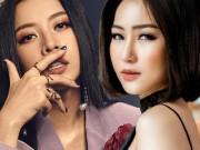"""Hương Tràm lên tiếng sau status bị nghi  """" đá đểu """"  Chi Pu mang nghề hát kiếm tiền"""